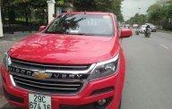 Bán Chevrolet Colorado 2017, màu đỏ chính chủ giá 550 triệu tại Hà Nội