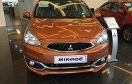 Bán Mitsubishi Mirage CVT năm 2018, nhập khẩu, Chỉ cần trả trước 100 triệu bạn sẽ sở hữu xe, LH Yến 0968.660.828 giá 451 triệu tại Nghệ An