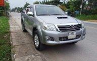 Cần bán Toyota Hilux 2015, màu bạc, xe nhập chính chủ giá 600 triệu tại Hà Tĩnh