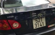 Bán Toyota Corolla Altis đời 2002, màu đen, giá tốt giá 175 triệu tại Tp.HCM