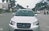 Cần bán lại xe Hyundai Santa Fe sản xuất 2008, màu bạc, xe nhập, giá chỉ 525 triệu giá 525 triệu tại Hà Nội
