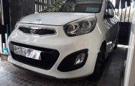 Bán xe Kia Morning 1.0AT sản xuất 2011, màu trắng, nhập khẩu, giá chỉ 330 triệu giá 330 triệu tại Tp.HCM