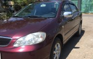 Gia đình bán Toyota Corolla Altis 1.8G năm 2002, màu đỏ giá 275 triệu tại Tiền Giang