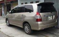 Cần bán xe Toyota Innova đời 2013, màu vàng, giá 485tr giá 485 triệu tại Hải Phòng