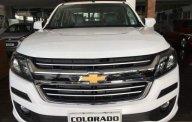 Cần bán Chevrolet Colorado sản xuất 2018, màu trắng, xe nhập giá 651 triệu tại Tp.HCM