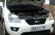 Chính chủ bán xe Kia Carens 2.0 AT đời 2011, màu trắng giá 370 triệu tại Hải Phòng