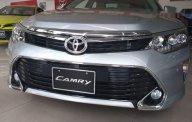 Bán xe Toyota Camry sản xuất 2018, màu bạc giá 1 tỷ 302 tr tại Tp.HCM