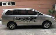 Cần bán xe Toyota Innova G sản xuất 2007 màu bạc, giá chỉ 316 triệu giá 316 triệu tại Hà Nội