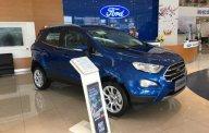 Bán xe Ford EcoSport đời 2018, màu xanh lam, giá tốt giá 620 triệu tại Bắc Ninh