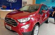 Bán Ford EcoSport AT năm sản xuất 2018, màu đỏ, giá tốt giá 545 triệu tại Đắk Lắk