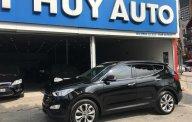 Cần bán Hyundai Santa Fe 2.4 AT 2015, màu đen giá 925 triệu tại Hà Nội