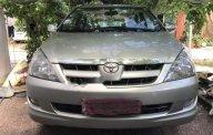Bán xe Toyota Innova G đời 2007, màu bạc, xe gia đình  giá 347 triệu tại Bình Định