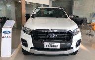 Bán Ford Ranger Wildtrak 2.0L 4x4 AT 2018, màu trắng, nhập khẩu  giá 918 triệu tại Hà Nội
