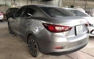 Bán Mazda 2 sedan 1.5AT màu xám, số tự động, sản xuất 2016, biển Sài Gòn, chạy 6800km giá 496 triệu tại Tp.HCM