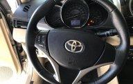 Bán Toyota Vios G 1.5AT màu vàng cát, số tự động, sản xuất 2017, biển Sài Gòn mới 99% giá 566 triệu tại Tp.HCM