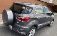 Bán xe Ford EcoSport MT sản xuất năm 2015, màu xám, số sàn giá 430 triệu tại Tp.HCM