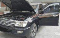 Cần bán xác xe Toyota Land Cruiser sản xuất năm 2003, màu đen, giá chỉ 280 triệu giá 280 triệu tại Tp.HCM