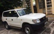 Cần bán lại xe Toyota Land Cruiser sản xuất 1997, màu trắng, nhập khẩu giá 335 triệu tại Quảng Nam
