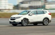 Cần bán xe Honda CR V đời 2018, màu trắng giá 1 tỷ 83 tr tại Đồng Tháp