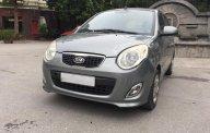 Cần bán xe Kia Morning LX đăng ký 2012, màu xám (ghi) chính chủ giá 168 triệu tại Hà Nội