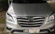 Bán Toyota Innova E 2014, màu bạc, giá chỉ 542 triệu giá 542 triệu tại Tp.HCM