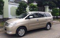 Cần bán Toyota Innova G 2012, xe nhà dùng còn zin giá 457 triệu tại Tp.HCM