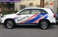 Bán xe Kia Sorento sản xuất năm 2018, màu trắng giá cạnh tranh giá 950 triệu tại Tp.HCM
