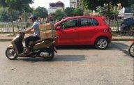 Gia đình bán lại xe Toyota Yaris G sản xuất 2008, màu đỏ, xe nhập giá 345 triệu tại Hà Nội