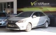 Bán Toyota Vios E 1.5MT năm sản xuất 2015, màu bạc giá cạnh tranh giá 456 triệu tại Tp.HCM