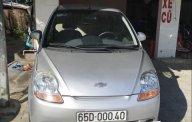 Bán Chevrolet Spark đời 2013, màu bạc, nhập khẩu   giá 125 triệu tại Cần Thơ