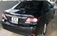 Bán xe Toyota Corolla altis 1.8AT sản xuất 2011, màu đen, giá 530tr giá 530 triệu tại Bình Dương