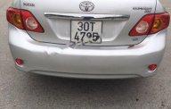 Bán Toyota Corolla altis 1.6AT sản xuất năm 2009, màu bạc, nhập khẩu nguyên chiếc, giá 466tr giá 466 triệu tại Hà Nội