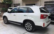 Bán xe Kia Sorento sản xuất 2016, màu trắng máy dầu số tự động giá 829 triệu tại Tp.HCM