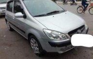 Cần bán Hyundai Getz đời 2009, màu bạc, nhập khẩu còn mới, 185 triệu giá 185 triệu tại Thanh Hóa