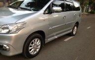 Cần bán Toyota Innova G 2014, màu bạc xe gia đình, giá 585tr giá 585 triệu tại Tp.HCM