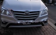 Cần bán gấp Toyota Innova 2.0E năm sản xuất 2014, màu bạc chính chủ giá 555 triệu tại Đắk Lắk