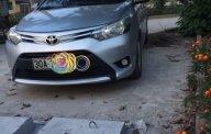 Cần bán lại xe Toyota Vios đời 2014, màu bạc giá 379 triệu tại Hải Phòng