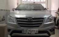 Chính chủ bán Toyota Innova E năm sản xuất 2015, màu bạc, 586tr giá 586 triệu tại Tp.HCM