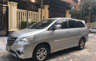 Bán Toyota Innova E năm sản xuất 2015, màu bạc giá 545 triệu tại Hà Nội