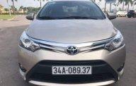 Bán Toyota Vios G 1.5AT sản xuất năm 2014, màu vàng như mới giá 485 triệu tại Hải Dương