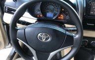 Bán Toyota Vios E 1.5MT màu bạc, sản xuất 2015 biển Sài Gòn đi 58000km giá 456 triệu tại Tp.HCM