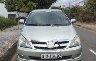 Cần bán Toyota Innova G đời 2007, màu bạc giá 359 triệu tại Bến Tre