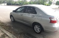 Bán ô tô Toyota Vios 1.5 MT đời 2012, màu bạc chính chủ giá 295 triệu tại Hà Nội