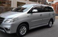Bán xe Toyota Innova E năm 2014, màu bạc, 548tr giá 548 triệu tại Tp.HCM