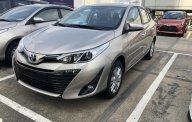 Bán xe Toyota Vios 1.5G đời 2019. Tặng bảo hiểm và tặng phụ kiện chính hãng theo xe, liên hệ ngay để được báo giá tốt giá 601 triệu tại Tp.HCM