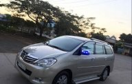 Cần bán lại xe Toyota Innova G 2009, màu bạc, nhập khẩu giá 358 triệu tại Tp.HCM