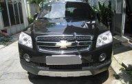 Cần bán Chevrolet Captiva LT 2.4 MT năm sản xuất 2008, màu đen   giá 287 triệu tại Tp.HCM
