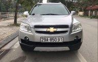 Bán Chevrolet Captiva năm sản xuất 2009, màu bạc số sàn giá 310 triệu tại Hà Nội