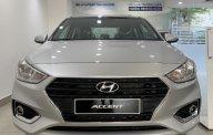 Bán Hyundai Accent base bạc xe có sẵn giao ngay, giá tốt, hỗ trợ vay trả góp giá 435 triệu tại Tp.HCM