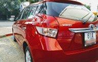 Cần bán gấp Toyota Yaris 1.5G 2017, màu đỏ, nhập khẩu nguyên chiếc giá cạnh tranh giá 655 triệu tại Tp.HCM